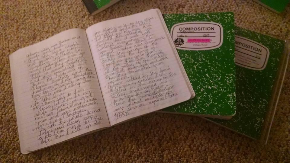 My copy work method handbook (FREE)