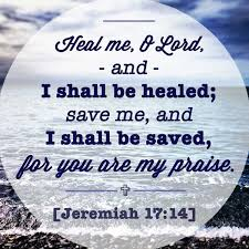 The Biblical response to Sickness and Diseases